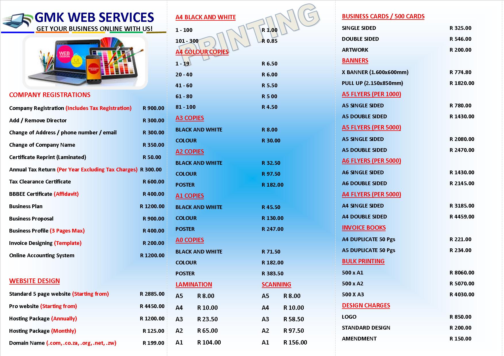 GMK Web Services Brochure - 02